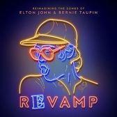艾爾頓強 翻玩金選 CD Elton John Revamp 免運 (音樂影片購)