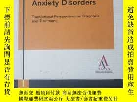二手書博民逛書店Anxiety罕見DisordersY254376 Kerry