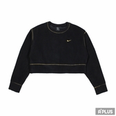 NIKE 女 AS W NK ICNCLSH FLC THRMA TOP 圓領T(長) - CU6094010