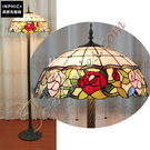 INPHIC-訂製簡約手工玫瑰花藝術落地燈餐廳裝飾燈具會所總統套房客房燈飾_S2626C