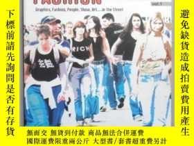 二手書博民逛書店street罕見fashion parade vol.1 (t桖