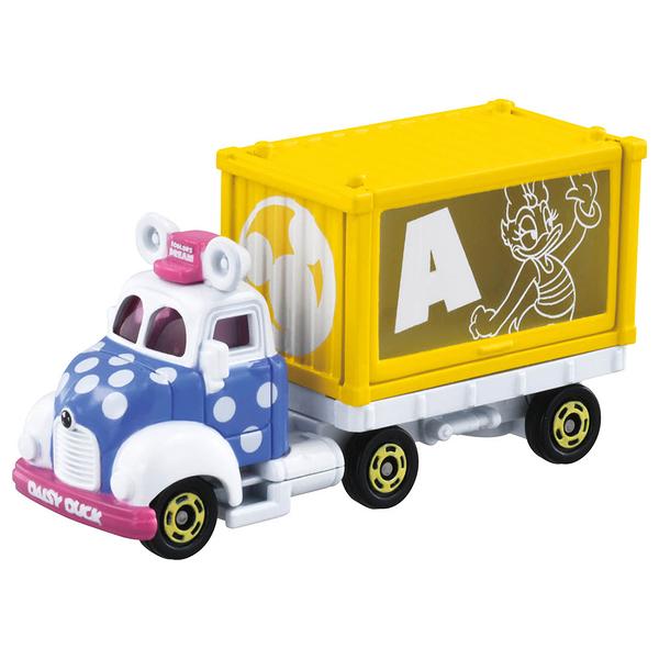 迪士尼小汽車 經典DREAM貨櫃小車 黛西_ DS15647