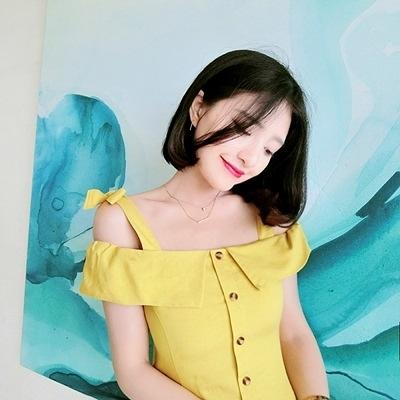 洋裝-情人節穿搭一字領時尚優雅純色單排扣連身裙2色73ha25[巴黎精品]
