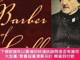 二手書博民逛書店The罕見Barber of Seville in Full Score (Dover Music Scores)