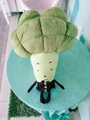 花椰菜捧花 花椰菜寶寶 送客禮 姐妹禮 生日禮 擺飾拍照【皇家結婚用品】