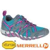 【MERRELL 美國】WATERPRO MAIPO 2 女水陸二棲鞋『湖水藍』19922 機能鞋.多功能鞋.休閒鞋.登山鞋