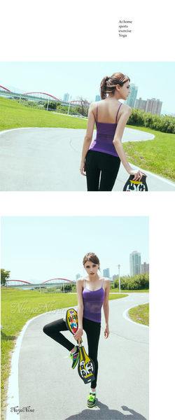 舞動城市無縫透氣無鋼圈背心S-XL 紫色  (OS小舖)