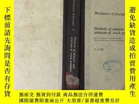 二手書博民逛書店Mechanics罕見of fracture 1 Methods