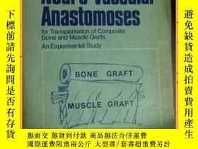 二手書博民逛書店英文書罕見microsurgical neuro-vascular anastomoses 顯微外科神經血管吻合術