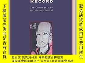 二手書博民逛書店Secrets罕見of the Blue Cliff Record: Zen Comments by Hakuin