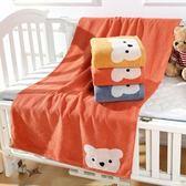 金號浴巾大臉熊純棉柔軟蓬鬆熊嬰兒寶寶兒童浴巾毛巾被