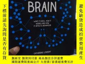 二手書博民逛書店The罕見secret world of the brain :