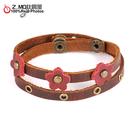 [Z-MO鈦鋼屋]優質皮手環/皮帶設計/經典復古造型/中性皮手環推薦/單條價【CKAL1042】