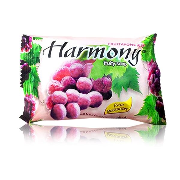 進口Harmony水果香皂-(葡萄) 75g,原價$35↘特價$9