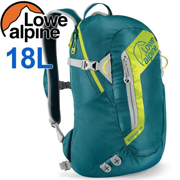 Lowe Alpine FDP54-S雲杉綠Strike 18L休閒登山背包