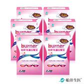 【船井】burner倍熱 特濃白腎豆6盒閃澱組