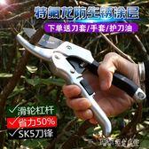 進園藝剪刀樹枝剪刀果樹剪刀花剪粗枝剪刀大力剪花藝剪修枝剪刀  探索先鋒