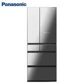 【Panasonic 國際牌】650L日製六門變頻冰箱鑽石黑(NR-F656WX-X1)