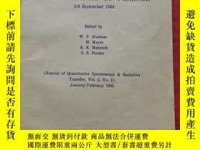 二手書博民逛書店OPACITIES罕見PROCEEDING OF THE SECOND INTERNATIONAL CONFERE