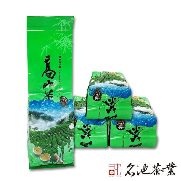 【名池茶業】綠野早春高山烏龍茶(150g x4)