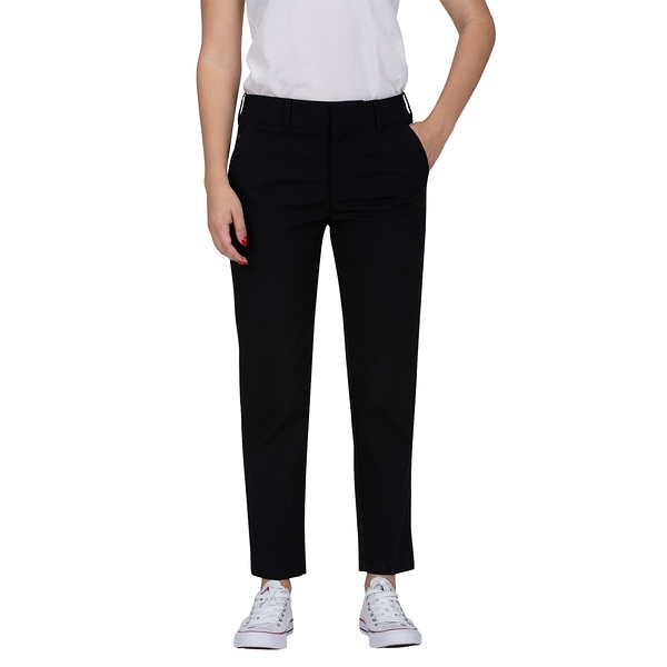 HURLEY|女 LOWRIDER CHINO PANT 長褲-黑