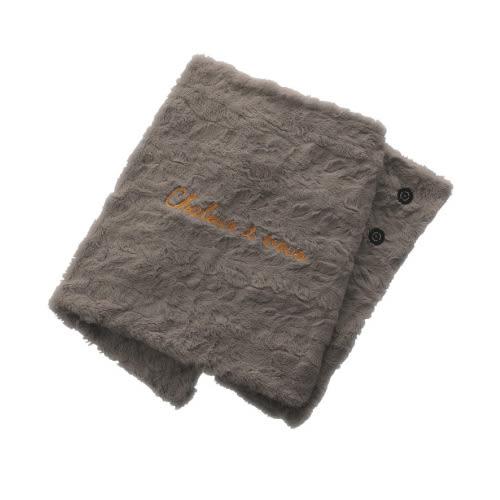 Lourdes保暖電熱毛毯披肩(灰色)2000gr