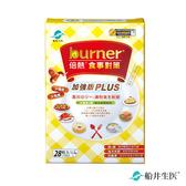 【即期】船井 burner倍熱 食事對策膠囊加強版PLUS 28顆/盒-2020.9.26
