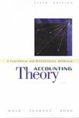二手書博民逛書店《Accounting Theory: A Conceptual