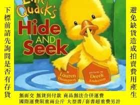 二手書博民逛書店Little罕見Quack s Hide and SeekY362136 Photo Credit: Lau.