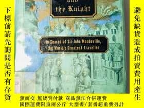 二手書博民逛書店The罕見Riddle and the Knight (精裝毛邊