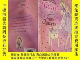 二手書博民逛書店the罕見tiara club at silver towers 銀塔皇冠俱樂部..Y200392
