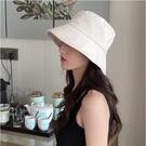 漁夫帽女韓版潮百搭遮陽帽夏季薄款遮臉防曬帽紫外線太陽帽子盆帽一米陽光