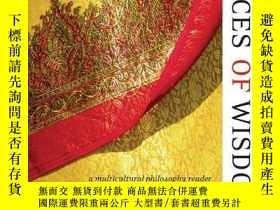 二手書博民逛書店Voices罕見Of Wisdom 6eY256260 Kessler Wadsworth Publishin
