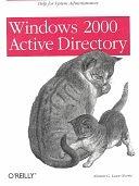 二手書博民逛書店 《Windows 2000 Active Directory》 R2Y ISBN:1565926382│Oreilly & Associates Incorporated