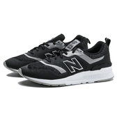 NEW BALANCE 慢跑鞋 997H 黑白 反光爆裂 休閒 男女 (布魯克林) CM997HFI