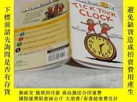 二手書博民逛書店Tick罕見Tock Clock 嘀嗒響的鬧鐘Y212829