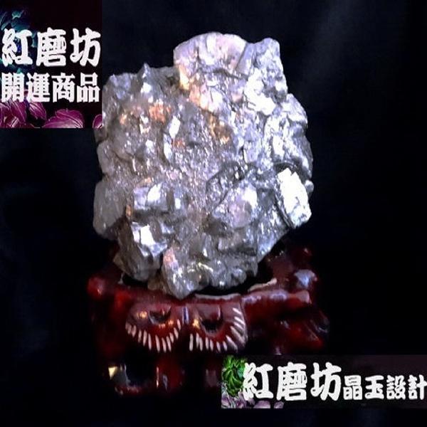 【Ruby工作坊】NO.7645SG天然黃鐵礦原礦擺件(獨一無二)重量超過超取上限需用貨運
