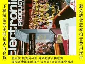 二手書博民逛書店Electronic罕見Products Magazine 電子產品原版外文雜誌2013 01Y14610