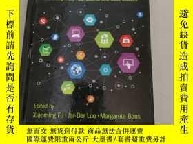 二手書博民逛書店Social罕見Network Analysis:Interdisciplinary Approaches and