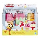 Play-Doh 培樂多黏土 廚房系列 小冰櫃冰品組 E6642 【鯊玩具Toy Shark】