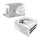 華碩 ROG STRIX 850W White Edition 雙8/金牌/全模組/磁吸式銘牌/10年保【刷卡分期價】