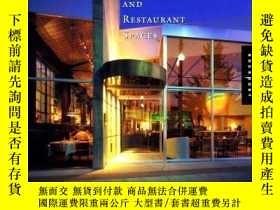 二手書博民逛書店Designing罕見Entrances for Restaur