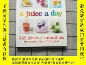 二手書博民逛書店a罕見juice a day 進口原版 Y268220 一天一杯果汁 一天一杯果汁 ISBN:97806006