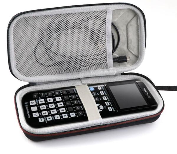 [2玉山網] 新款計算機包 適用於德州儀器TI-84 PLUS CE 攜帶式防震包 oo5