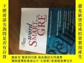 二手書博民逛書店Word罕見smart for the GREY16129 出版2007