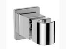 【麗室衛浴】美國 KOHLER 蓮蓬頭掛杯 壁掛式支架 (拋光鉻) K-98348T-CP