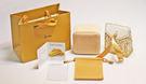 金色包裝組若送完以同等包裝替代