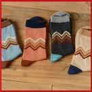 男士棉襪 並線中筒襪子(隨機出貨)【AF02095】i-Style居家生活
