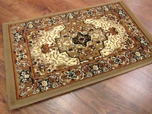 【范登伯格】艾美樂進口優質地毯-朱雀(米)50x80cm
