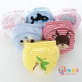 與倫家嬰兒尿布褲棉質布可洗寶寶隔尿褲寶寶學習褲訓練尿布兜透氣